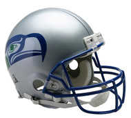 Seattle Seahawks 1983-01 Throwback Riddell Full Size Authentic Helmet