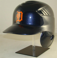 Detroit Tigers (Orange Logo) Road Rawlings Coolflo LEC Full Size Baseball Batting Helmet