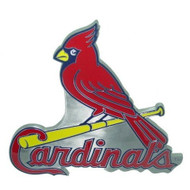 SAINT LOUIS CARDINALS LARGE MLB TRUCK TRAILER HITCH COVER