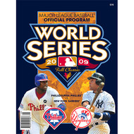 MLB Official 2009 World Series Game Program