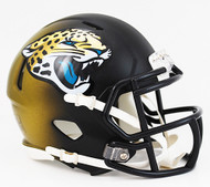 Jacksonville Jaguars Revolution SPEED Mini Helmet