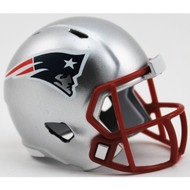 New England Patriots Revolution Mini Pocket Pro Helmet