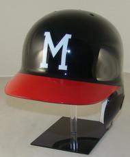 1953-65 Braves Rawlings LEC Throwback Full Size Baseball Batting Helmet