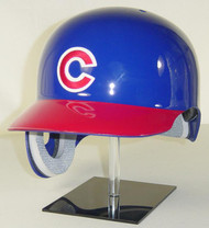 Chicago Cubs Blue/Red Road Rawlings Classic REC Full Size Baseball Batting Helmet