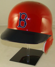 Boston Red Sox Rawlings LEC Throwback Full Size Baseball Batting Helmet