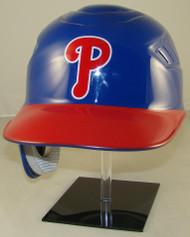 Philadelphia Phillies Blue Alternate Rawlings REC Collflo Full Size Batting Helmet