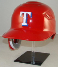Texas Rangers Rawlings RED REC Full Size Baseball Batting Helmet