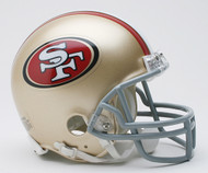 San Francisco 49ers Riddell Mini Helmet