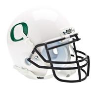 Oregon Ducks Schutt Mini Authentic Helmet - White