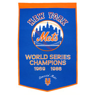 New York Mets Dynasty Banner