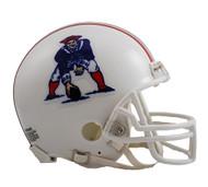 New England Patriots 1982-89 Riddell Mini Helmet