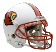 Louisville Cardinals Schutt Full Size Authentic Helmet