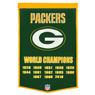 Green Bay Packers Dynasty Banner