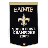 New Orleans Saints Dynasty Banner