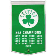 Boston Celtics Dynasty Banner