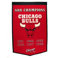 Chicago Bulls Dynasty Banner