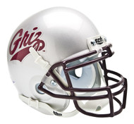 Montana Grizzlies Schutt Mini Authentic Helmet