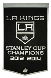 Los Angeles Kings Dynasty Banner