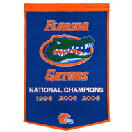 Florida Gators Dynasty Banner