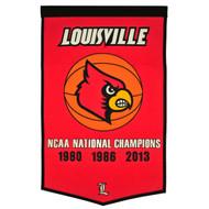 Louisville Cardinals Dynasty Banner