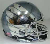 Oregon Ducks Schutt Smoke Wing Full Size Replica Helmet
