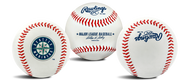 "Seattle Mariners Rawlings ""The Original"" Team Logo Baseball"