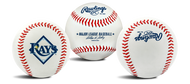 "Tampa Bay Rays Rawlings ""The Original"" Team Logo Baseball"