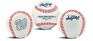 "Washington Nationals Rawlings ""The Original"" Team Logo Baseball"
