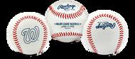 "Washington Nationals Rawlings ""The Original"" Team Logo Baseball"