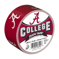 Alabama Crimson Tide NCAA Team Logo Duct Tape
