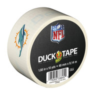 Miami Dolphins NFL Team Logo Duct Tape