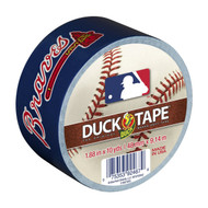 Atlanta Braves MLB Team Logo Duct Tape