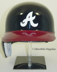 Atlanta Braves Rawlings REC Full Size Baseball Batting Helmet