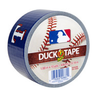 Texas Rangers MLB Team Logo Duct Tape