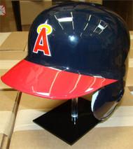 Angels Rawlings LEC Throwback Full Size Baseball Batting Helmet