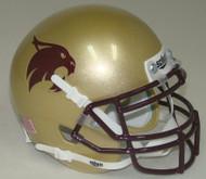 Texas State Bobcats Schutt Mini Authentic Helmet
