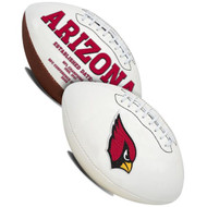 Signature Series NFL Arizona Cardinals Autograph Full Size Football