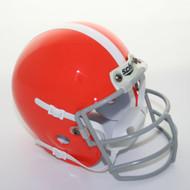 Texas Longhorns 1951-57 Schutt Throwback Mini Authentic Helmet