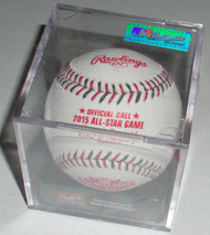 2015 MLB All-Star Game Rawlings Official Baseball in Cube
