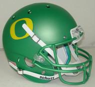 Oregon Ducks Apple Green Alternate Schutt Full Size Replica Helmet