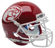 Houston Cougars Alternate Dark Red Schutt Mini Authentic Helmet