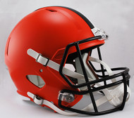 Cleveland Browns SPEED Riddell Full Size Replica Helmet