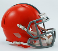 Cleveland Browns 2006-2014 Throwback Revolution SPEED Mini Helmet