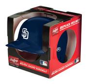 San Diego Padres MLB Rawlings Replica MLB Baseball Mini Helmet
