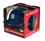Detroit Tigers MLB Rawlings Replica MLB Baseball Mini Helmet