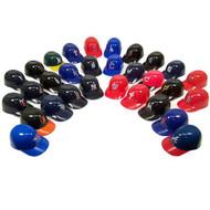All 30 MLB Teams Official MLB 8oz Mini Baseball Helmet Ice Cream Snack Bowls