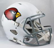 Arizona Cardinals SPEED Riddell Full Size Replica Helmet