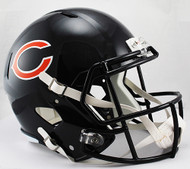 Chicago Bears SPEED Riddell Full Size Replica Helmet