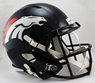 Denver Broncos SPEED Riddell Full Size Replica Helmet