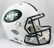 New York Jets SPEED Riddell Full Size Replica Helmet
